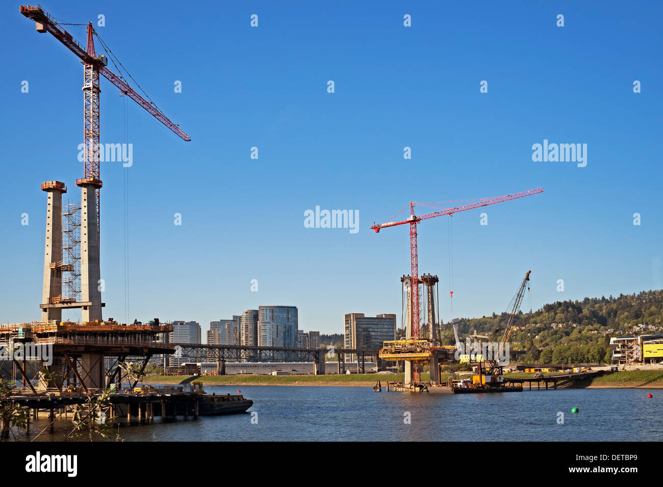 rail crane stockfotos rail crane bilder alamy. Black Bedroom Furniture Sets. Home Design Ideas