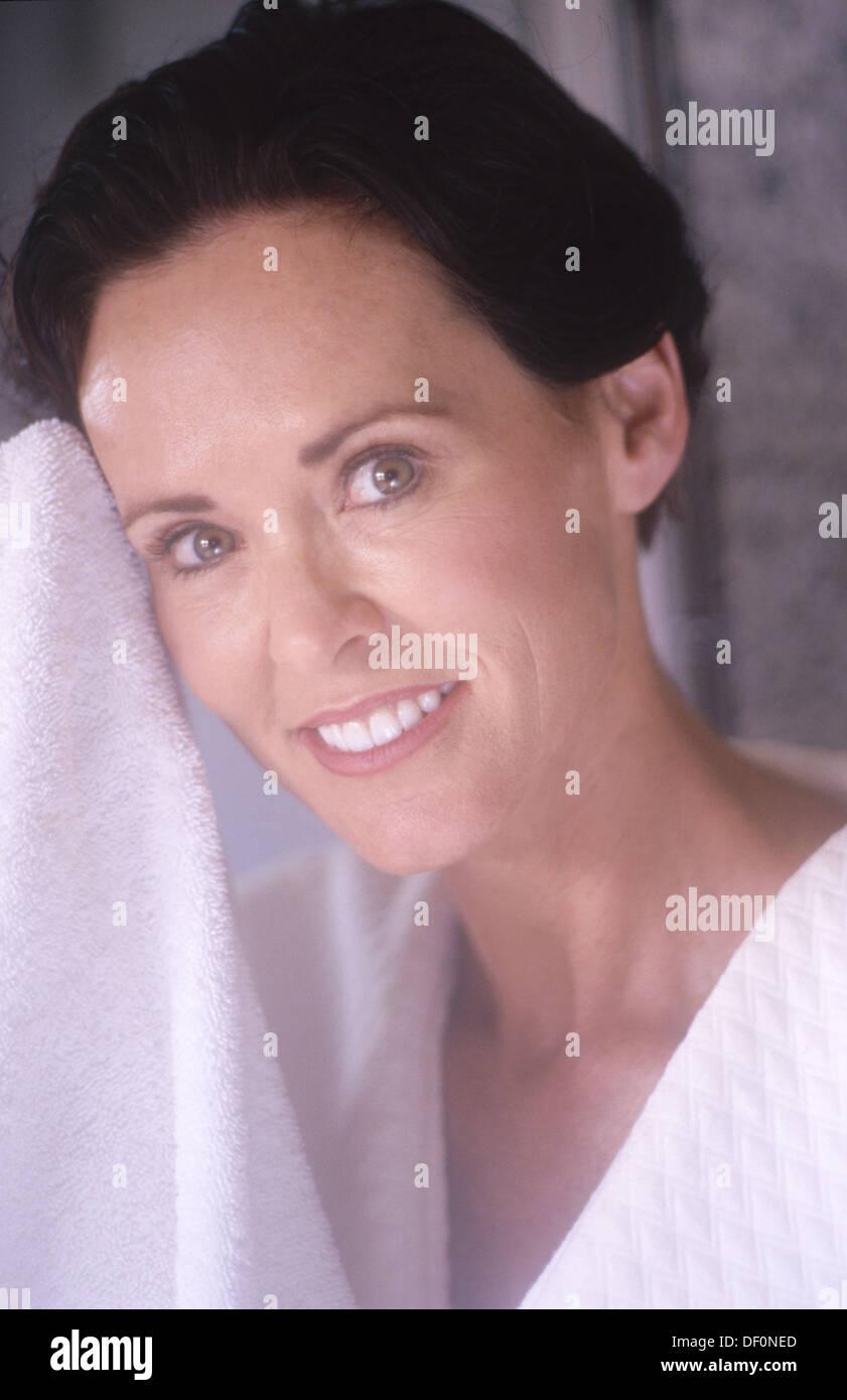 Reife mit einer Dusche
