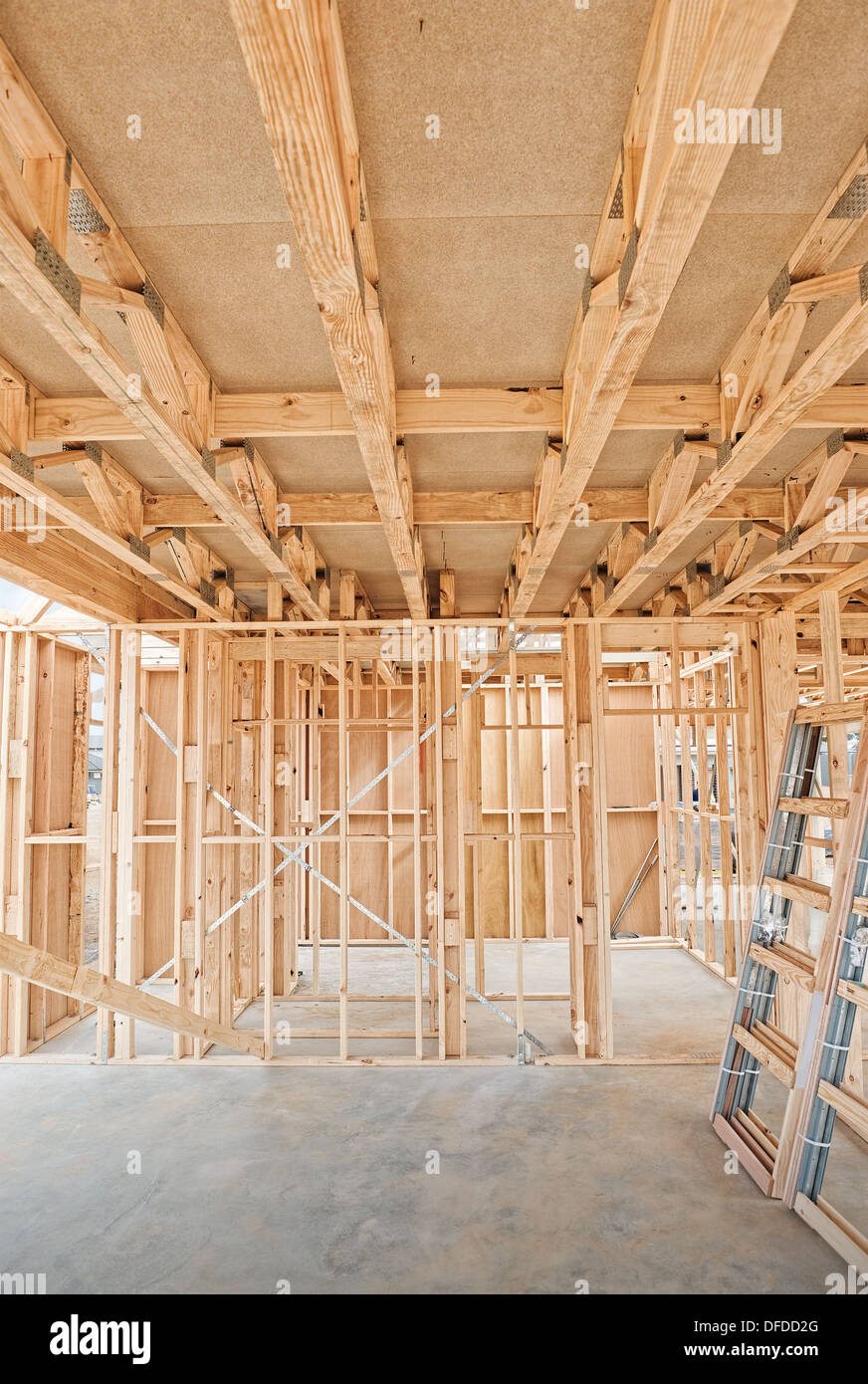 Ceiling Wood Wooden Construction New Stockfotos & Ceiling Wood ...