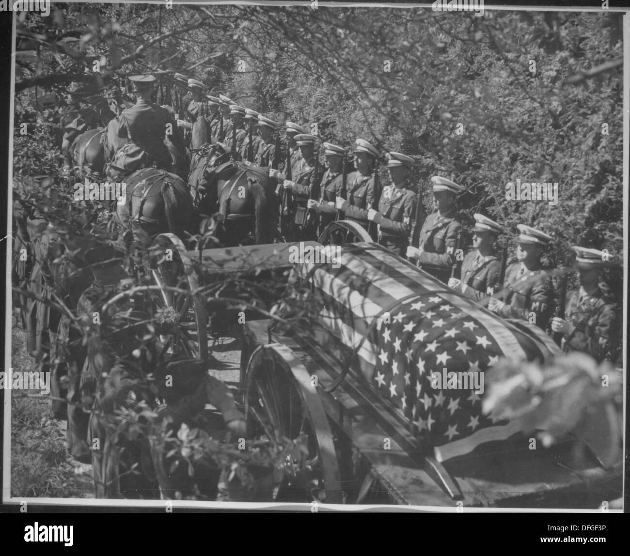Bildergebnis für Roosevelt Beerdigung