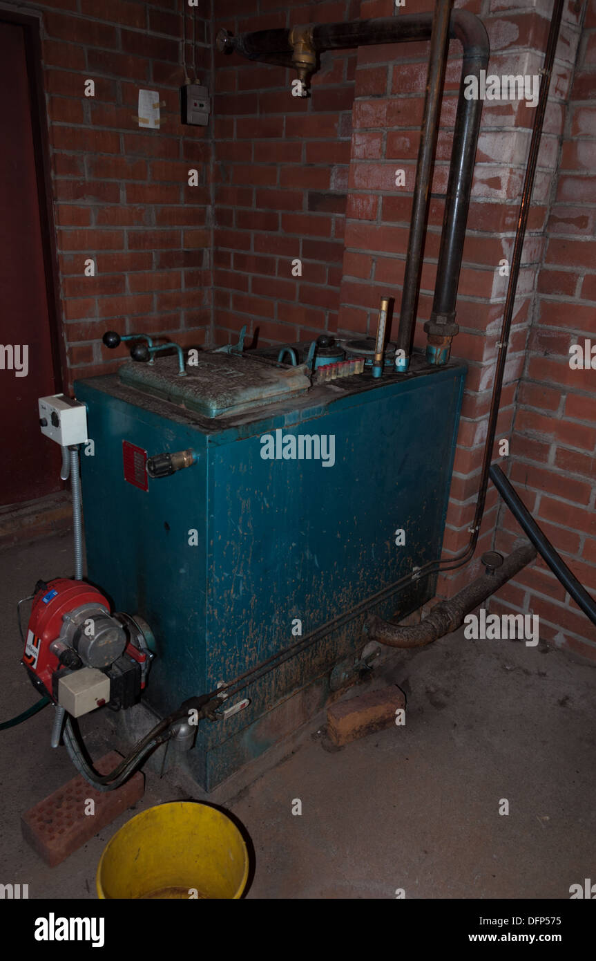Heating Oil Stockfotos & Heating Oil Bilder - Alamy