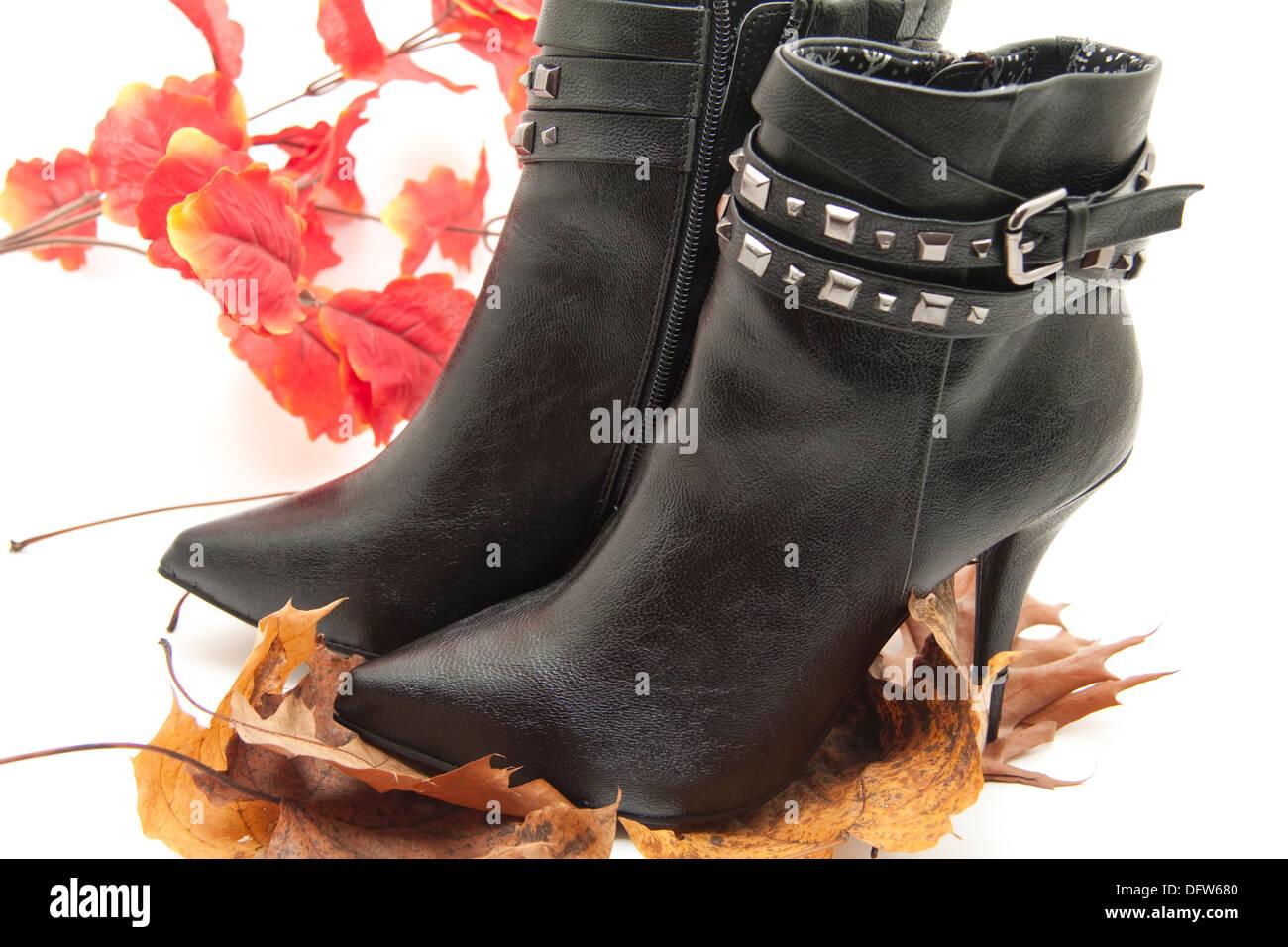 Stiefel Für Damen Stockfotos & Stiefel Für Damen Bilder Alamy