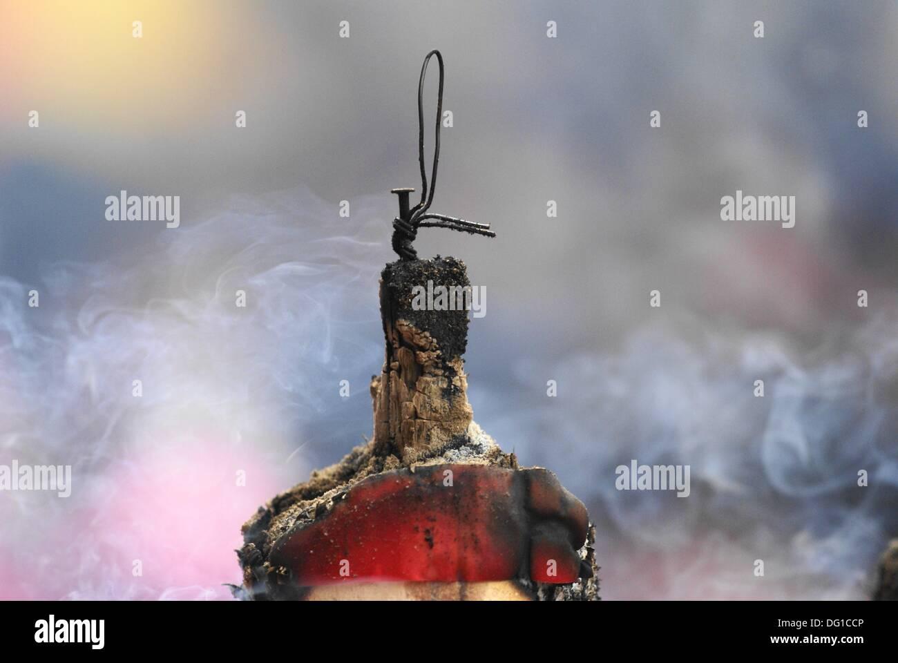 Siniawan, verrückt, Chinese New Year Festival, Malaysia Stockbild