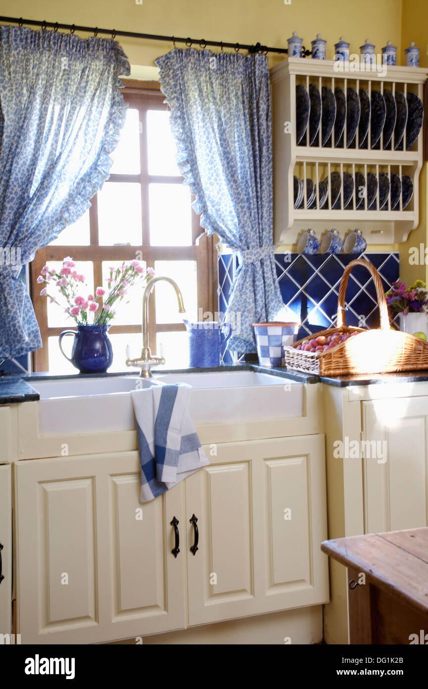 Blaue Kuchenarbeitsplatte Kalte Kuche Rezepte Brandenburger