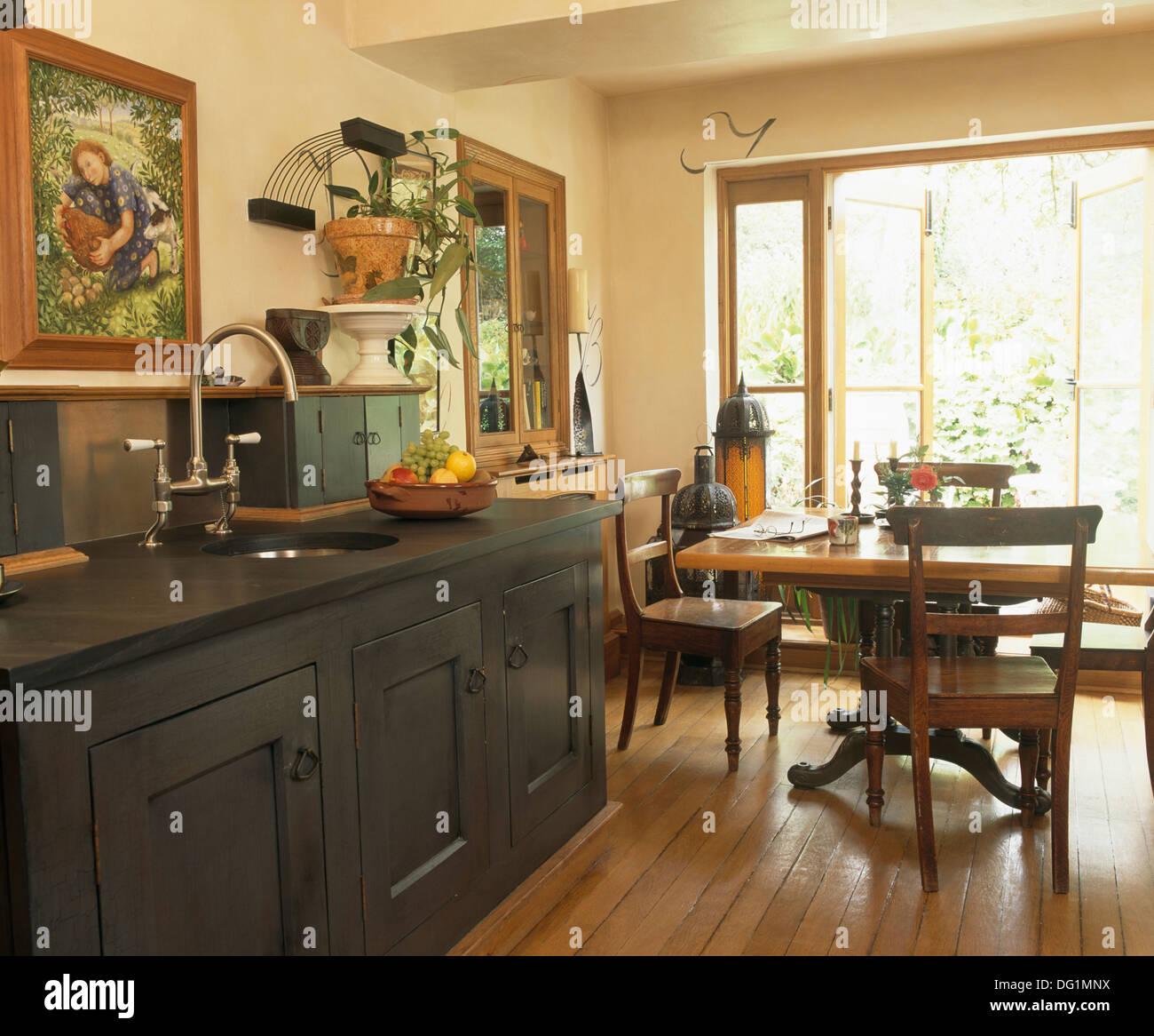 Charmant Cremefarbenen Küchenwände Fotos - Küche Set Ideen ...
