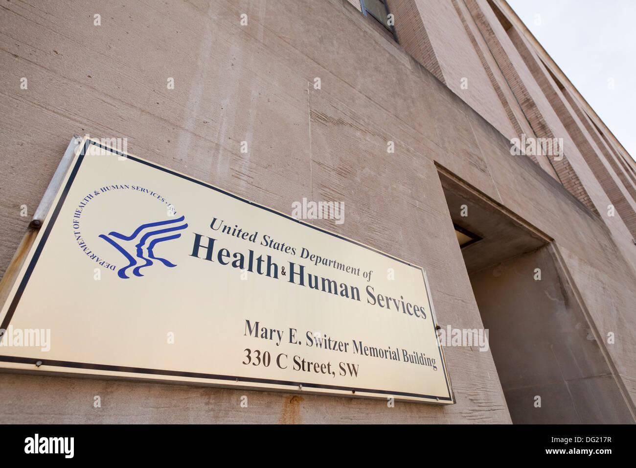 U S Department Of Health And Human Services Zentrale Gebaude