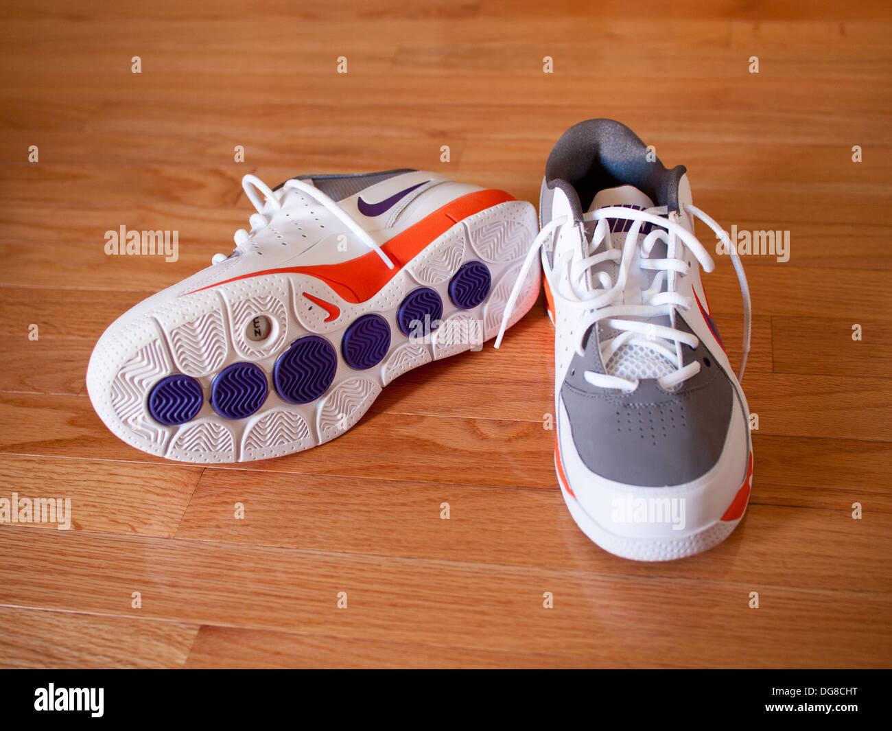 StockfotosNike Schuhe Bilder Alamy Schuhe Nike UzqMGSpV