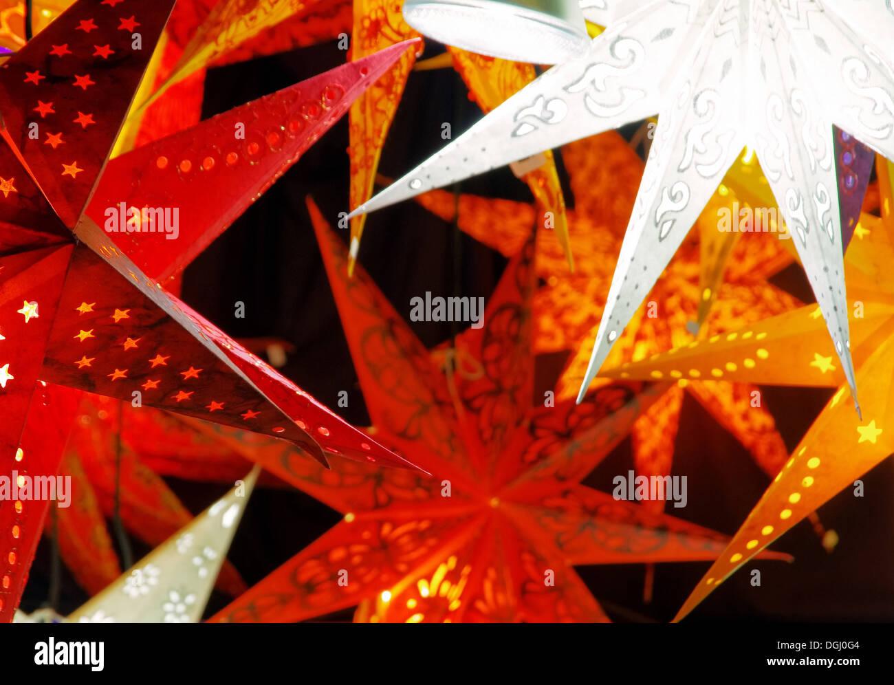 Stern - Sterne 09 Stockbild
