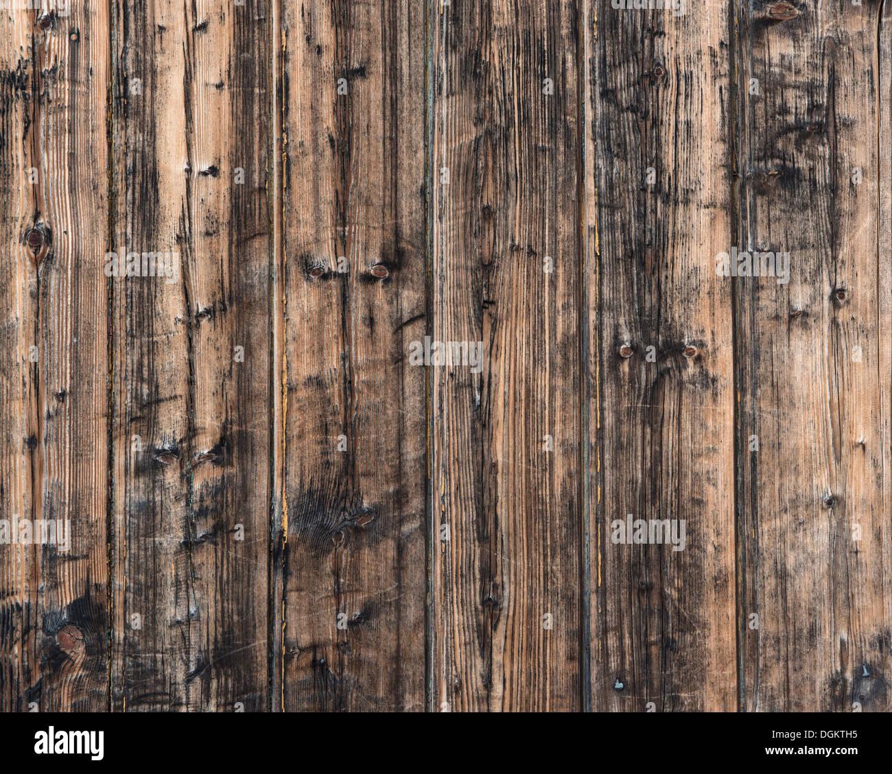 Verwitterter Holzwand, PublicGround Stockbild