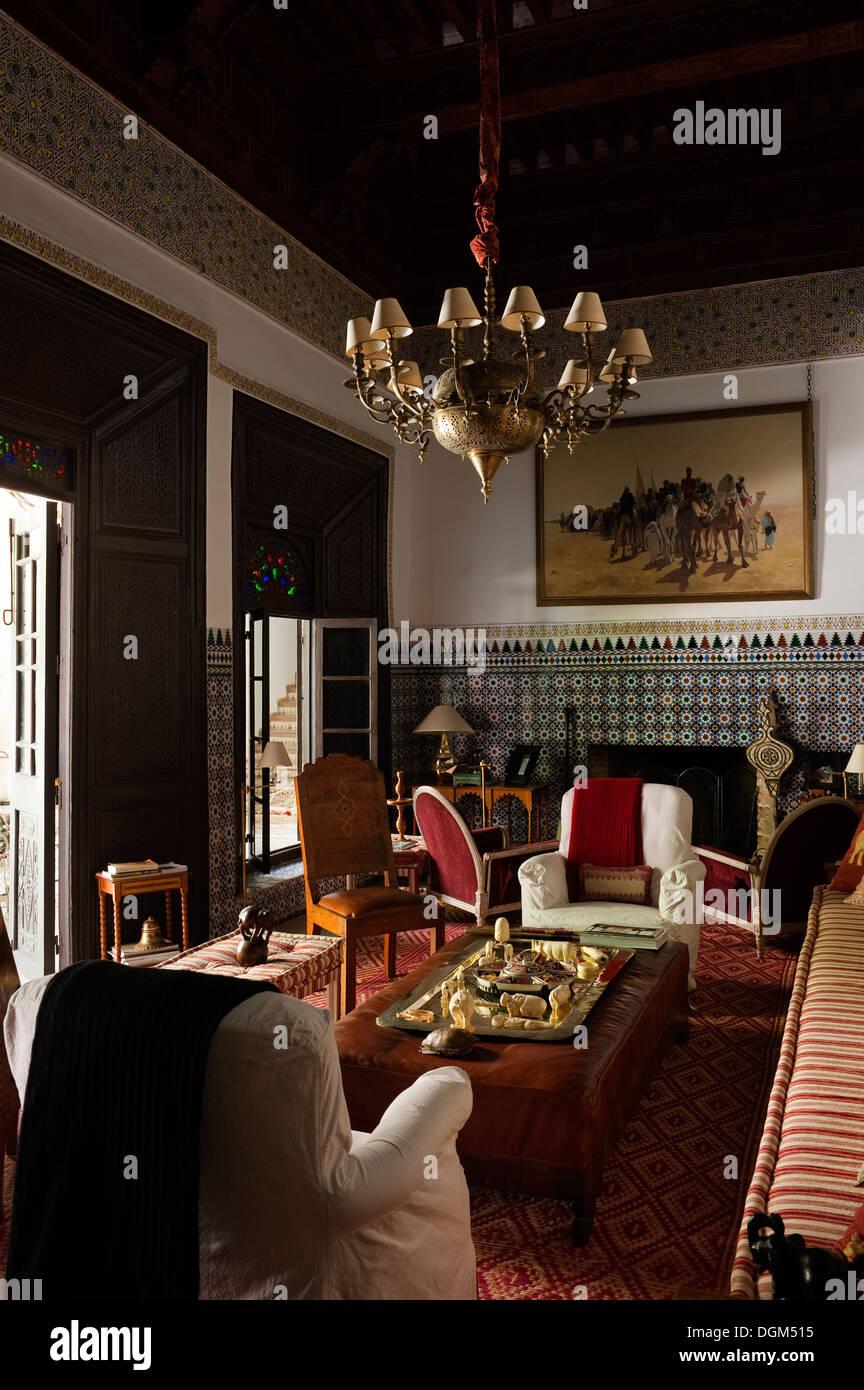 Marokkanische Inneneinrichtung | Schone Marokkanische Einrichtung Von Bekannten Design Duo Raynaud
