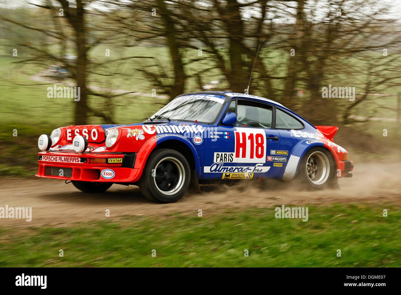 Deutsches Rallye Auto Stockfotos Deutsches Rallye Auto Bilder Alamy