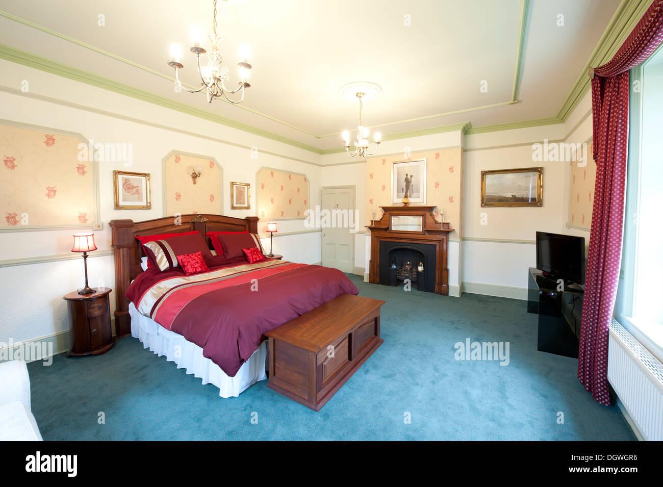 Ansprechend Bett Größe Beste Wahl Große Große Schlafzimmer Plüsch Polster