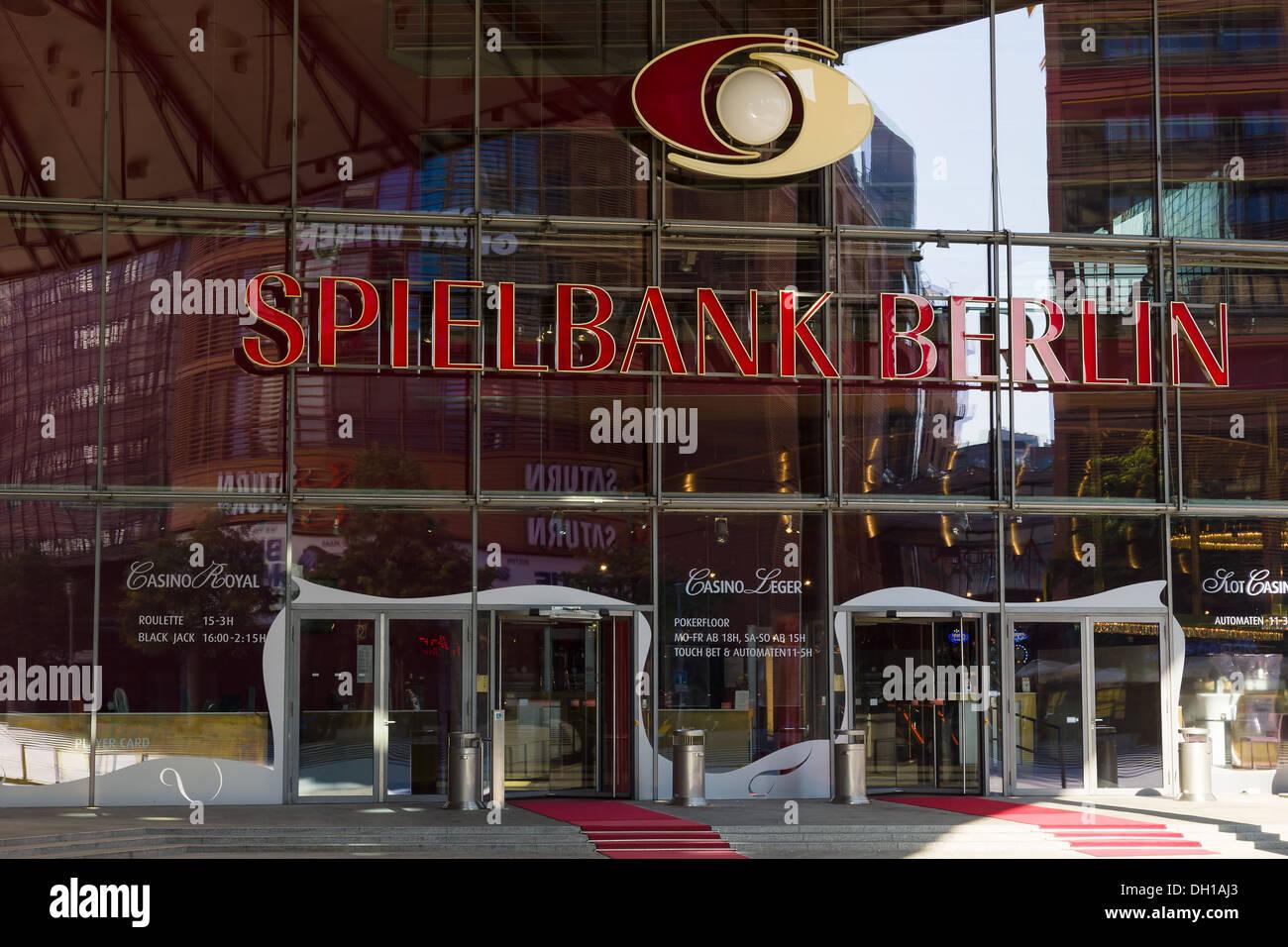 Casino Berlin Stockfotos Amp Casino Berlin Bilder Alamy