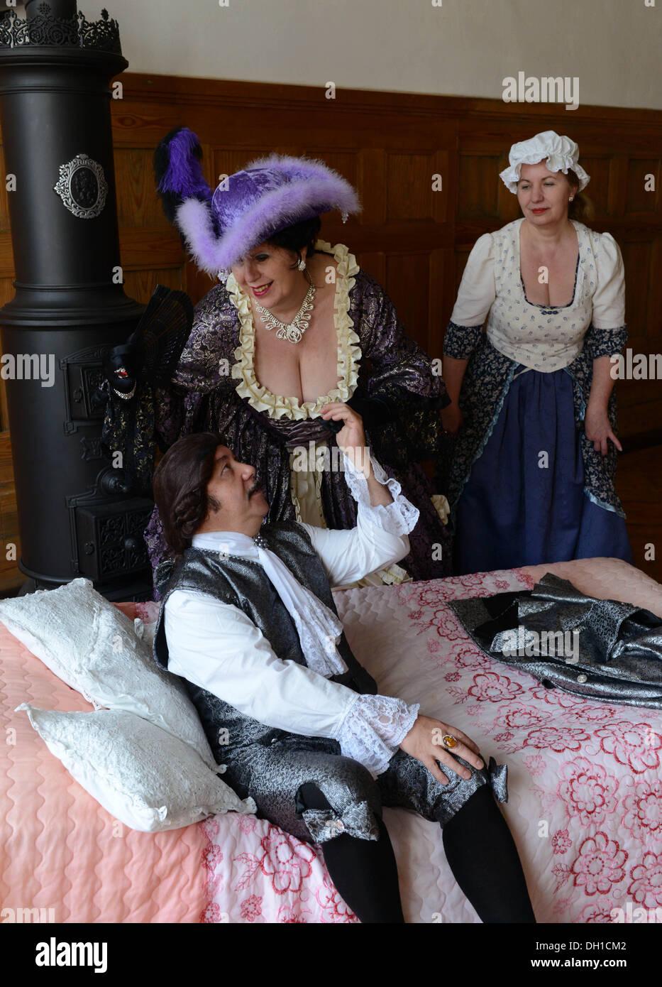 Zofe erziehung zur Lady Selina