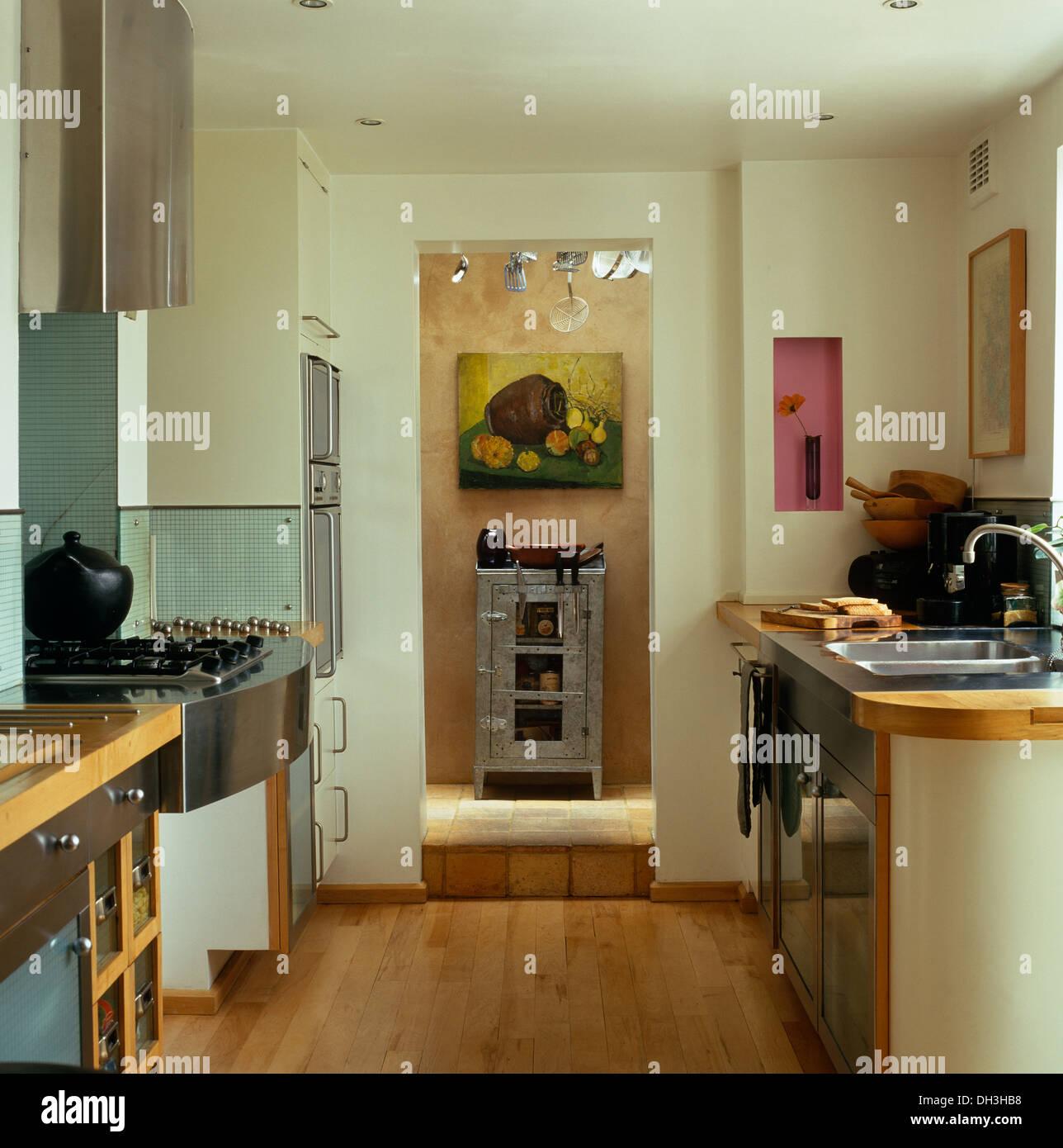 Großartig Moderne Bodenbeläge Sammlung Von Küche Aus Holz Arbeitsplatte Und Bodenbelag Mit