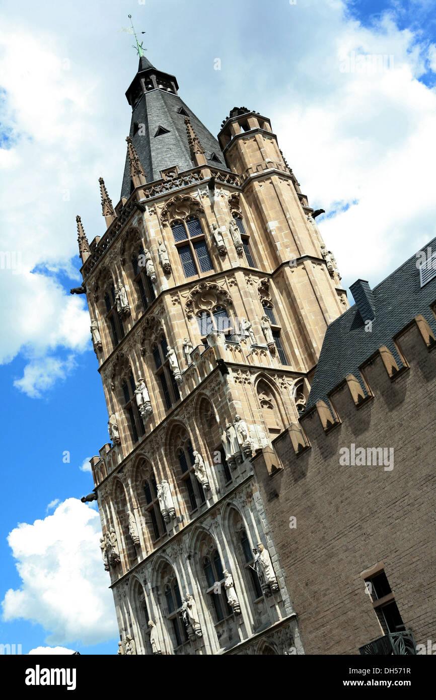 Historisches Rathaus Stockbild