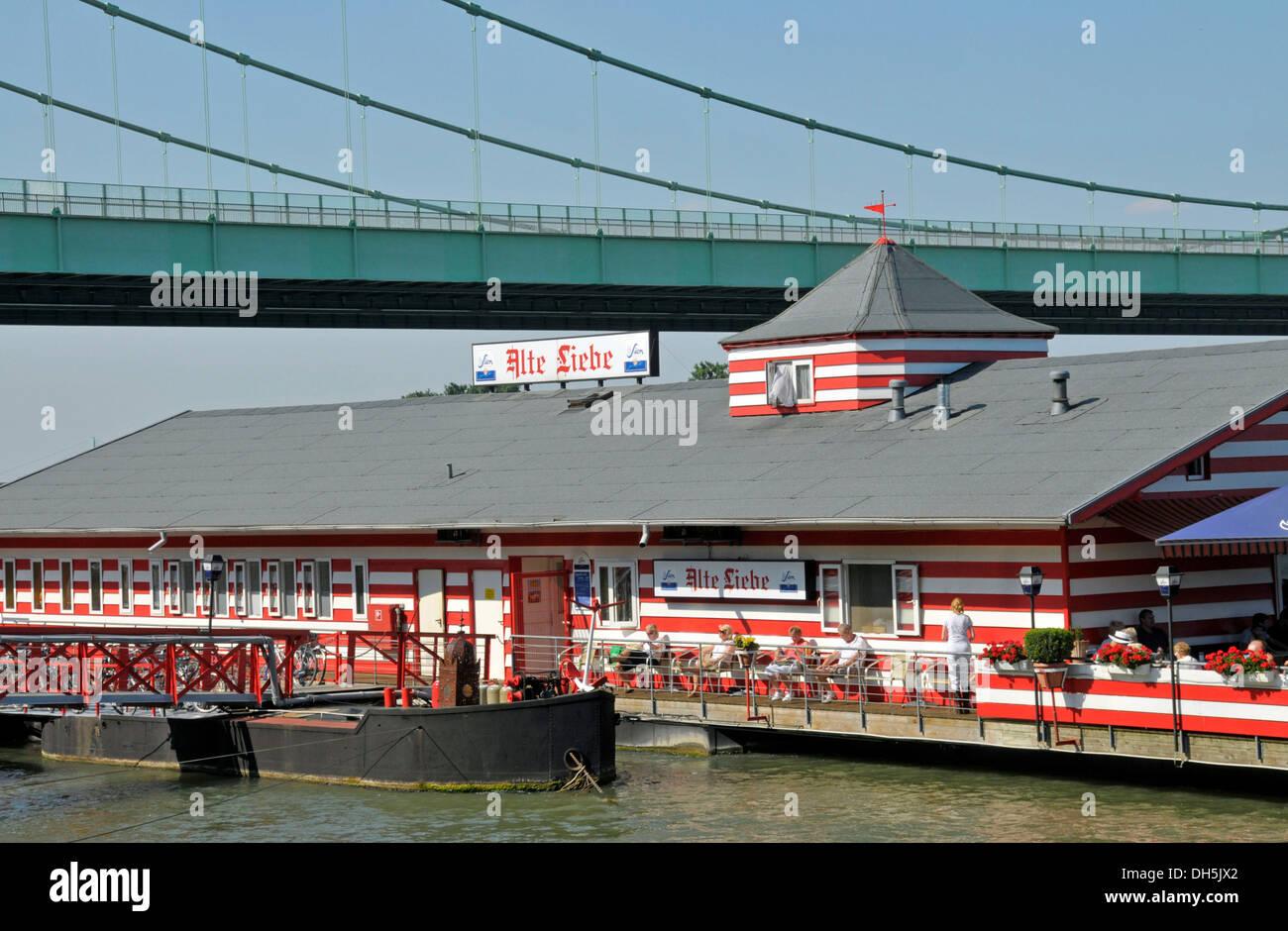 Alte liebe bootshaus