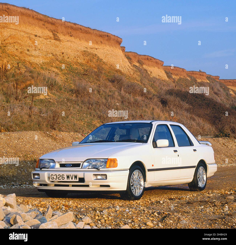 1989 Ford Sierra Saphir RS Cosworth Stockbild