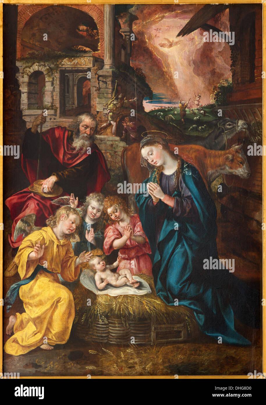 Krippe Krippe Stern Jesus Vater Joseph Mutter Mary   Etsy