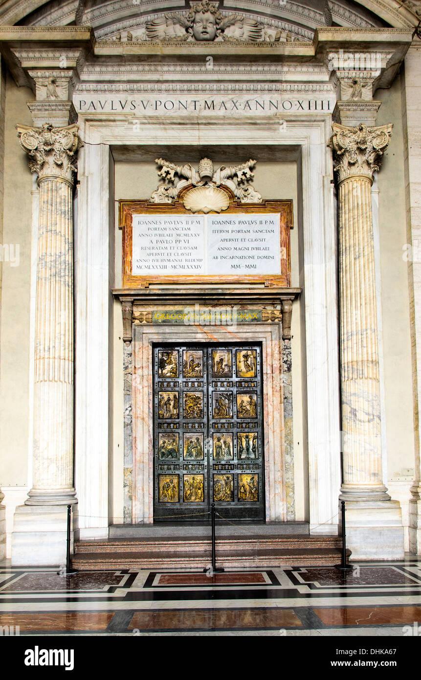 Petersdom Heilige Pforte