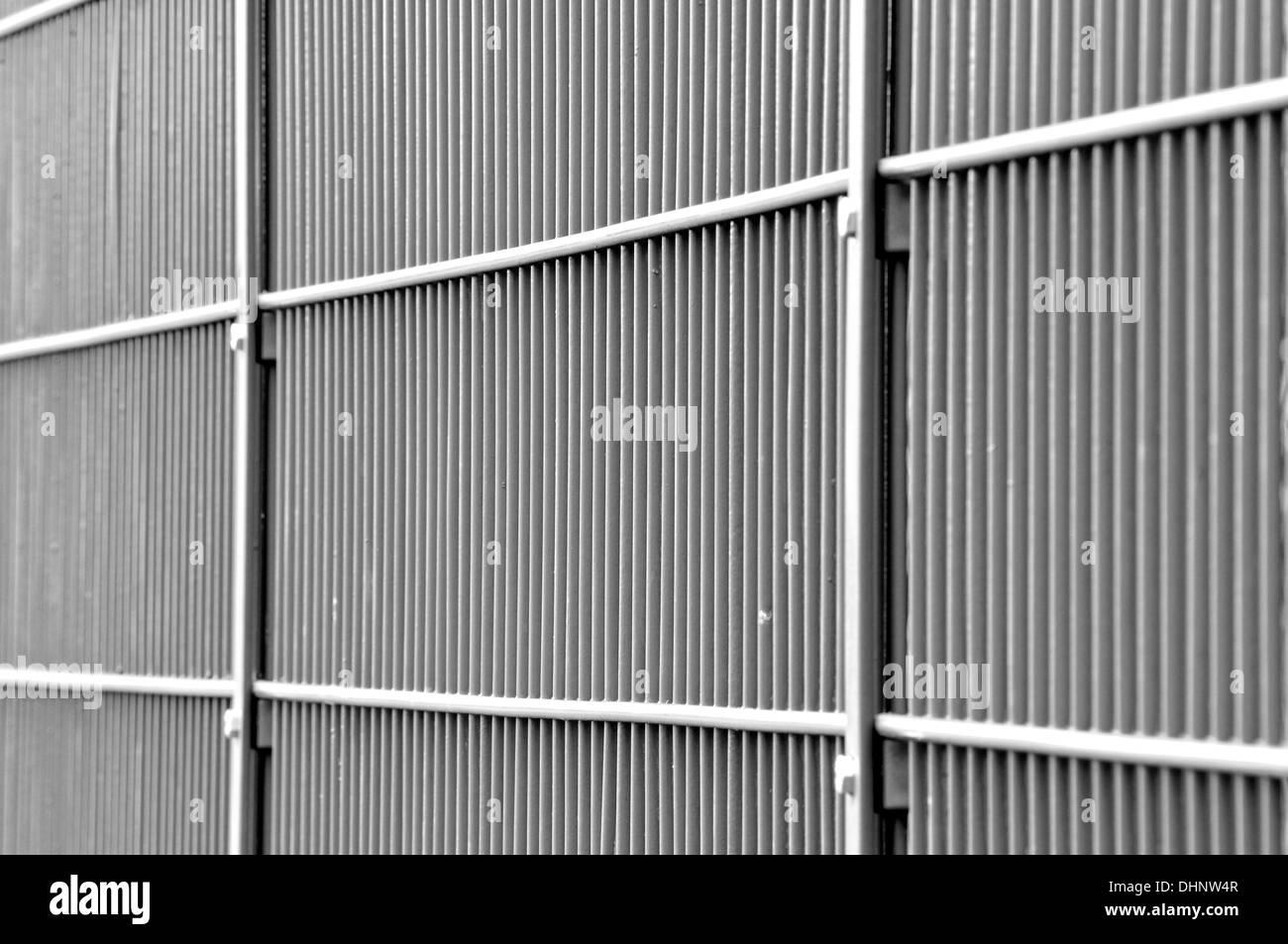 Stahlgitterzaun Stockfotos & Stahlgitterzaun Bilder Alamy