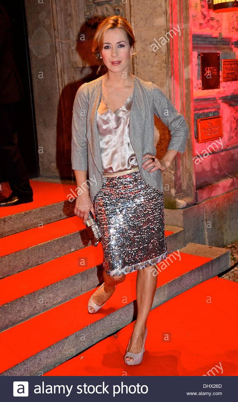 Bettina cramer in der vodafone nacht im hotel de rome for Cramer berlin