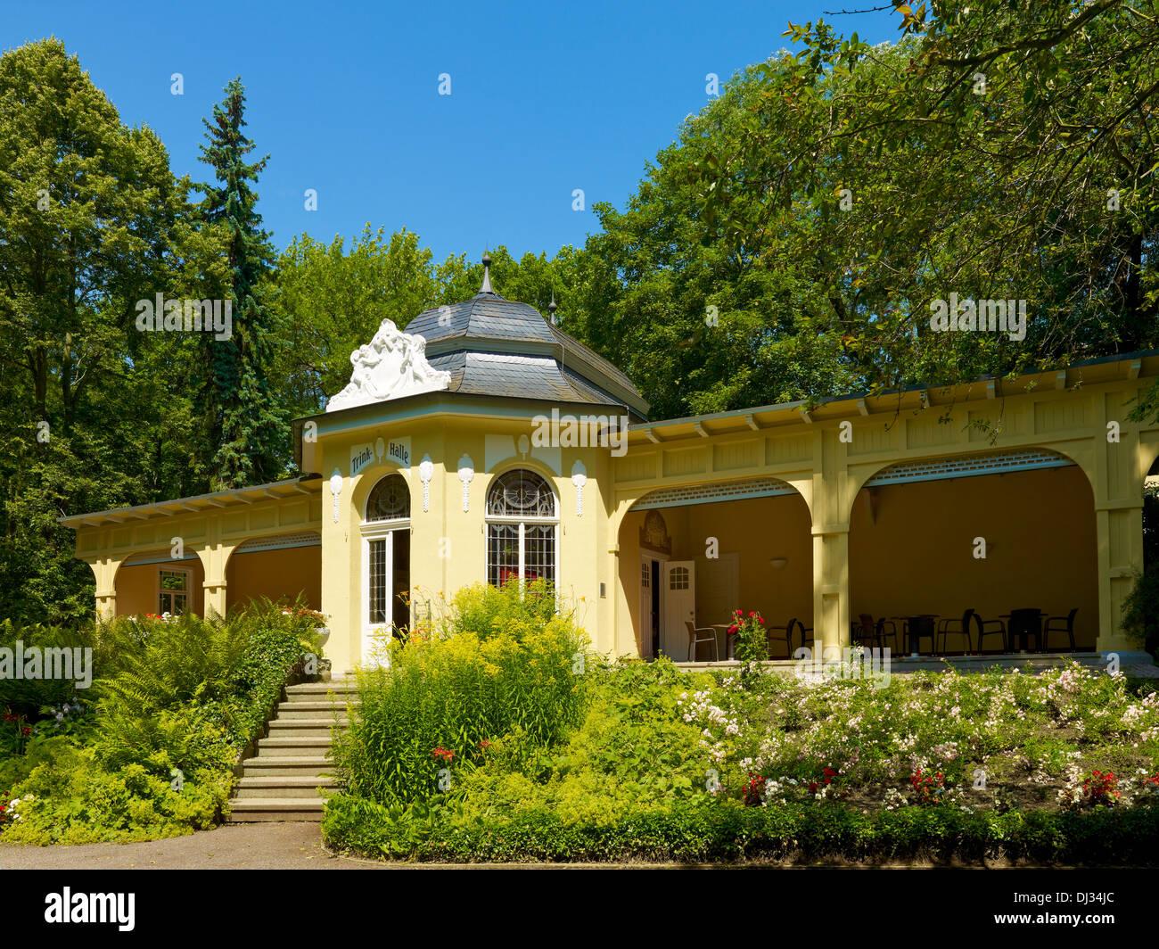 Spa Park Stockfotos & Spa Park Bilder - Alamy