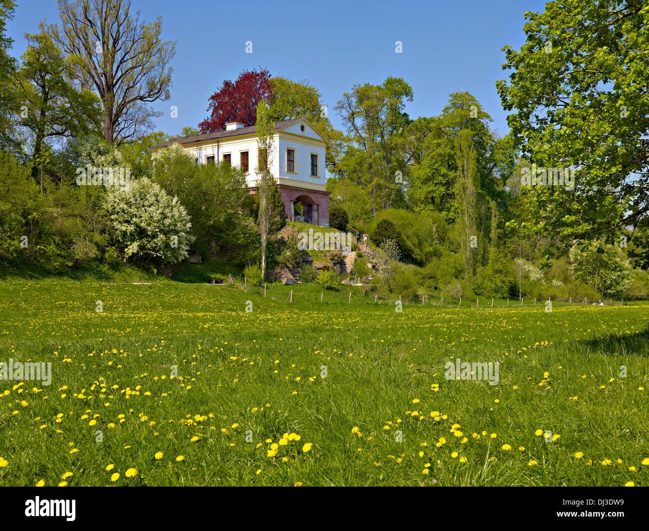 r mische haus in ilm park weimar th ringen stockfoto bild 62771669 alamy. Black Bedroom Furniture Sets. Home Design Ideas