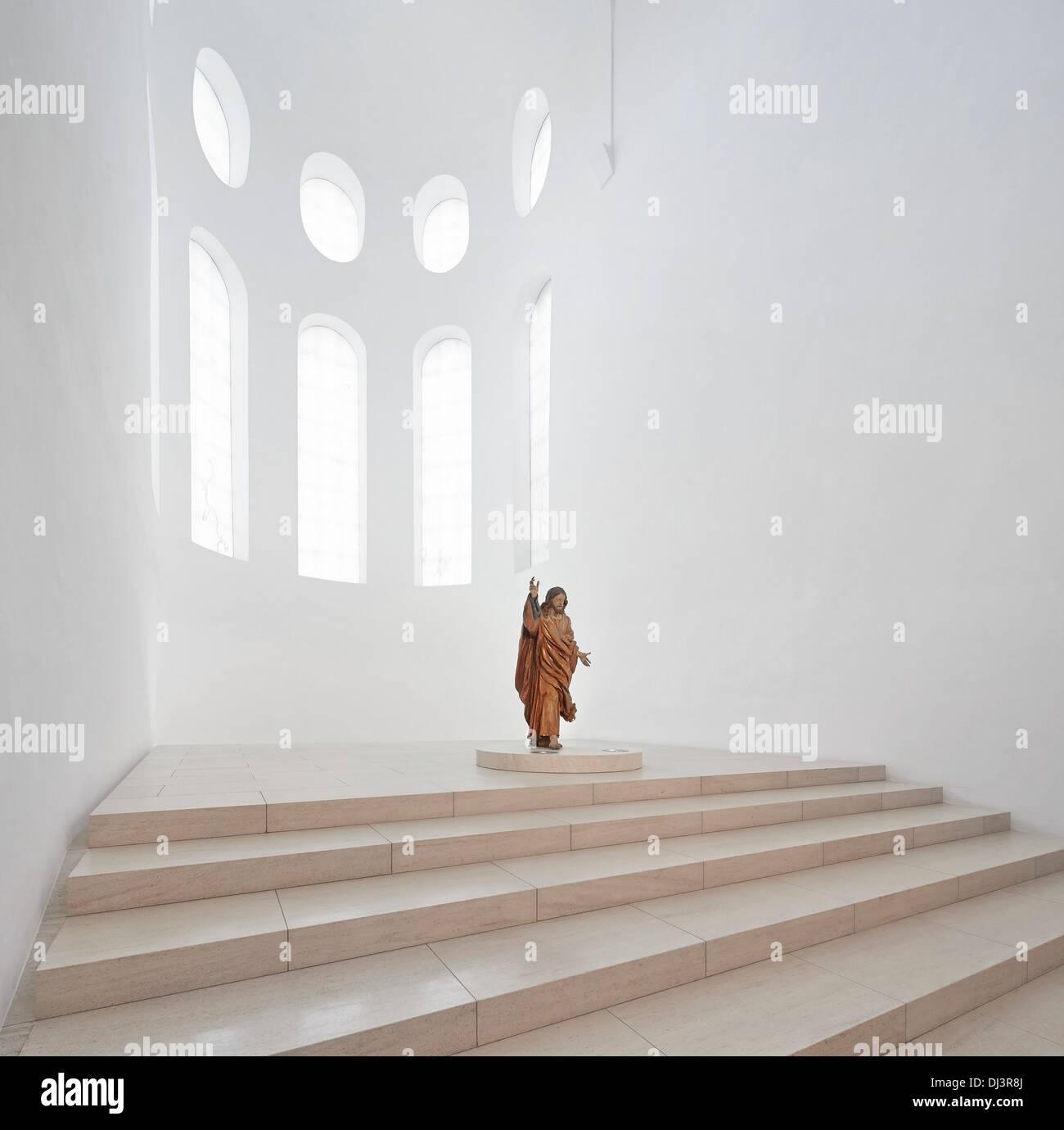 Architekt Augsburg moritzkirche augsburg deutschland architekt pawson 2013