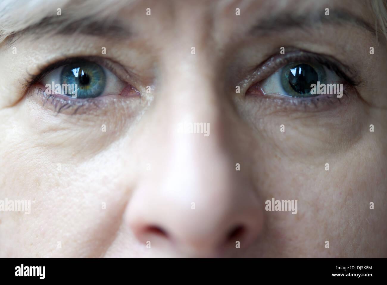 Augen verschieden große Führerscheingutachten Augenarzt