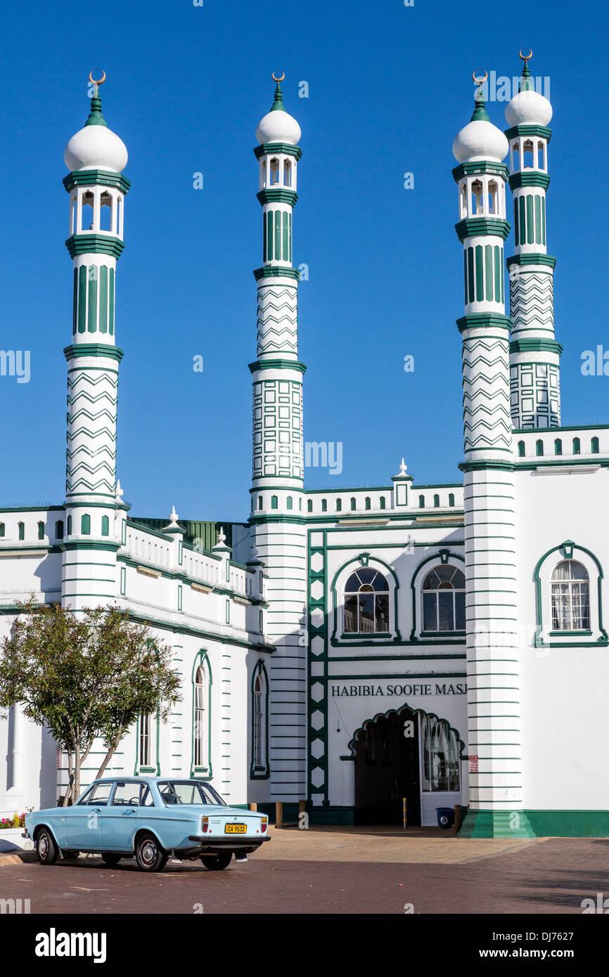 Moslem in der Kapstadt