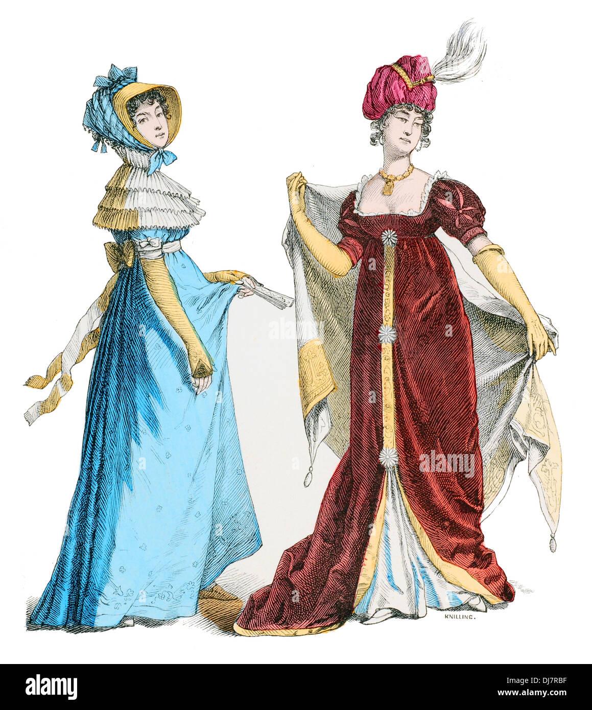 19. jahrhundert kostüme xix frankreich gericht robe