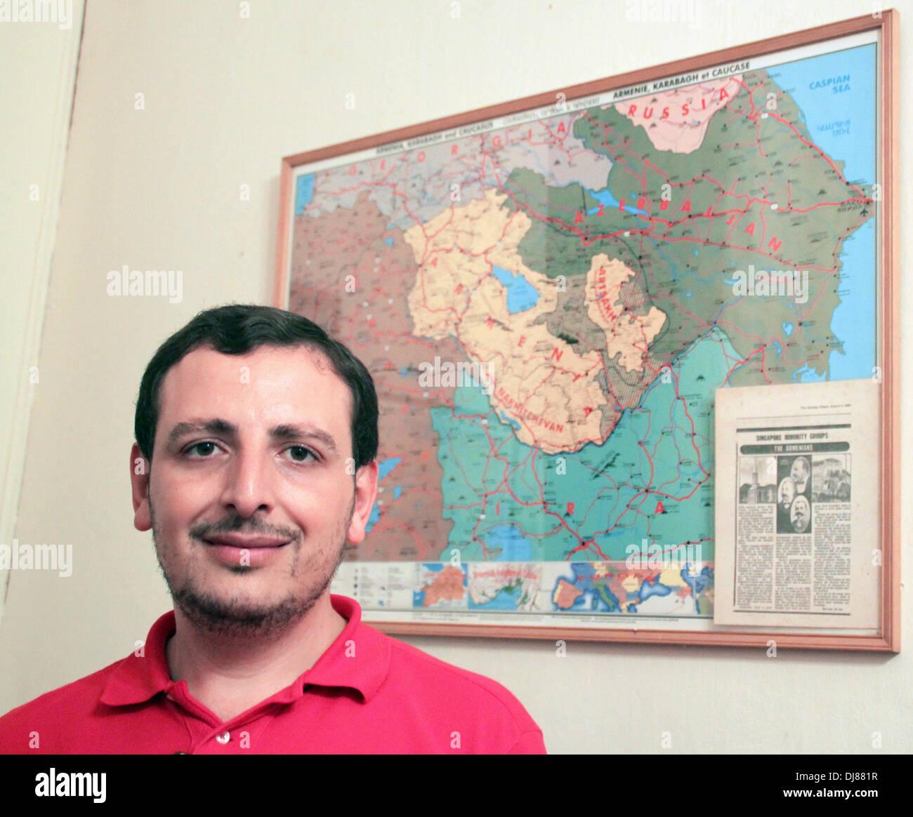 Datieren armenischer Mann