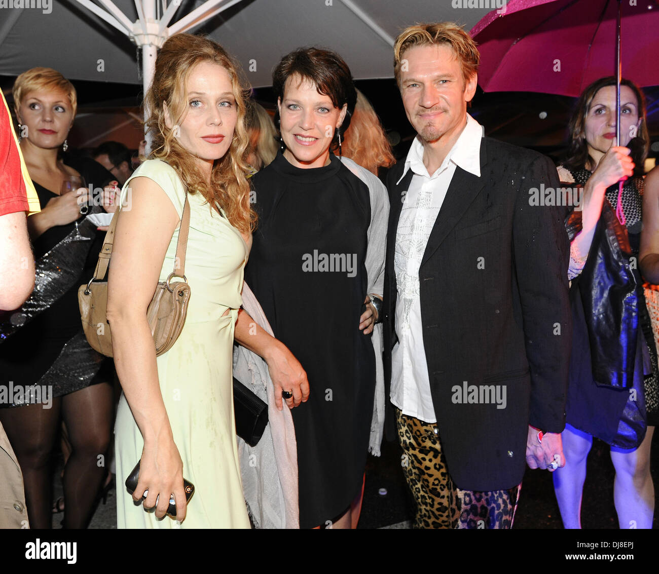 patricia lueger janina hartwig thure riefenstein in movie meets media am p1 bar club. Black Bedroom Furniture Sets. Home Design Ideas