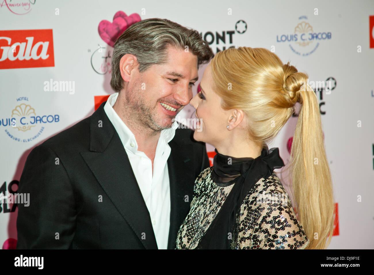 Judith Rakers Pfaff Und Andreas Pfaff Beim Paar Of The
