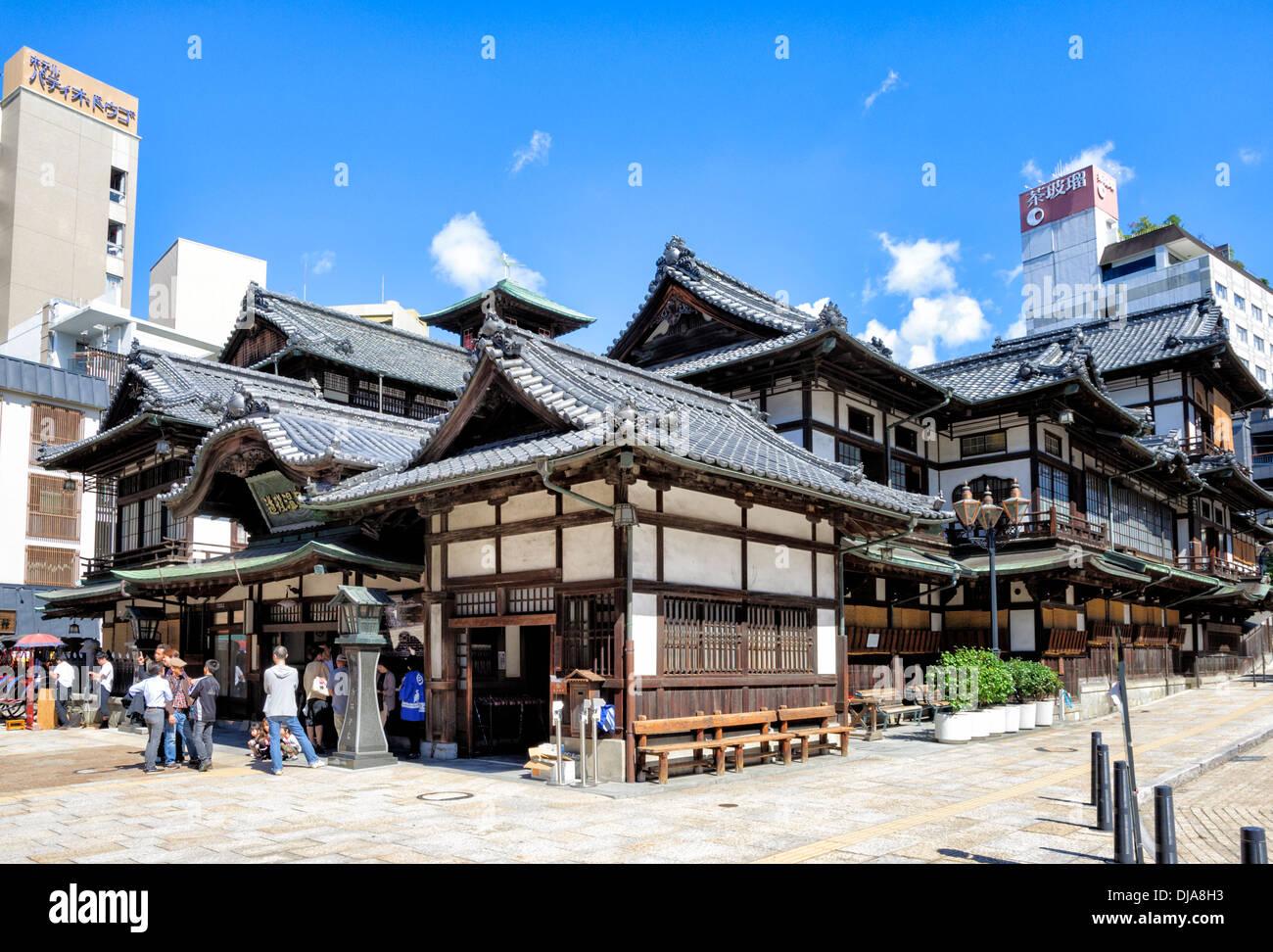 Japanische Architektur traditionelle japanische architektur vom feinsten ein onsen heiße