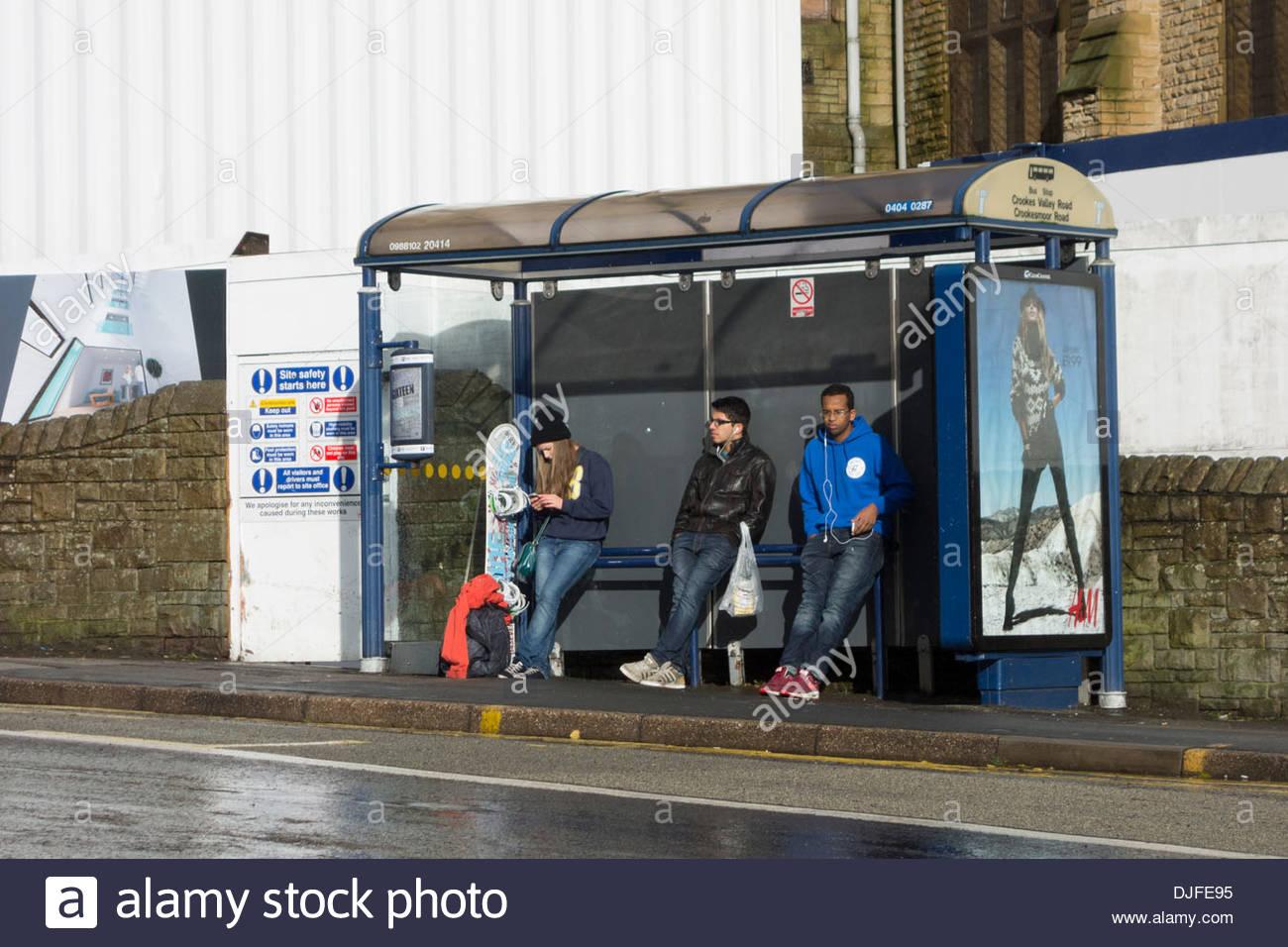 Flirten Op De Bus —