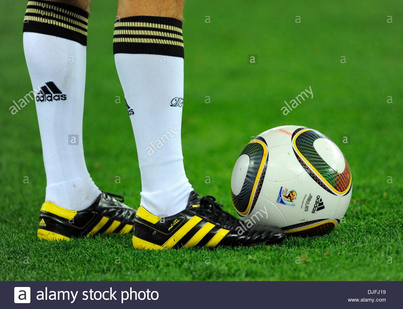 Adidas Stiefel Socken Und Offizielle Ball Detail Fifa Wm 2010