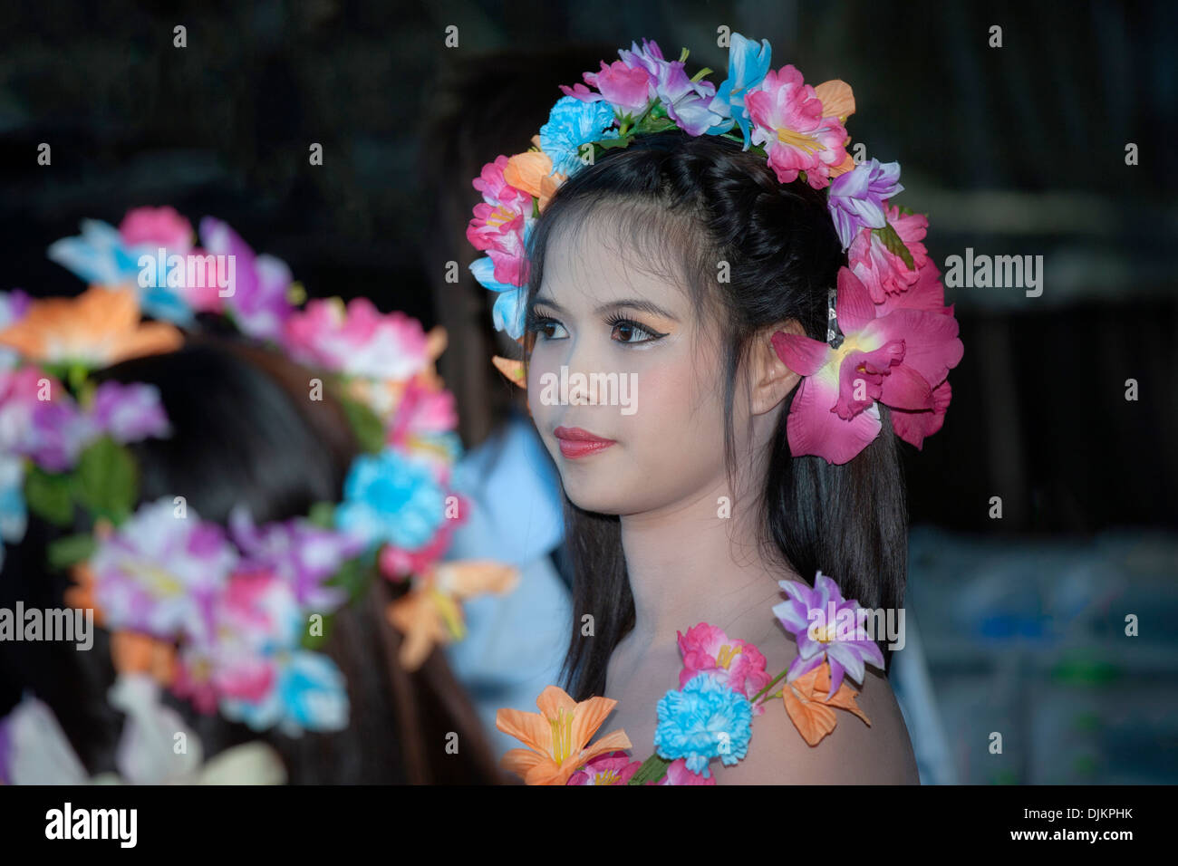 Schöne Reife Thai
