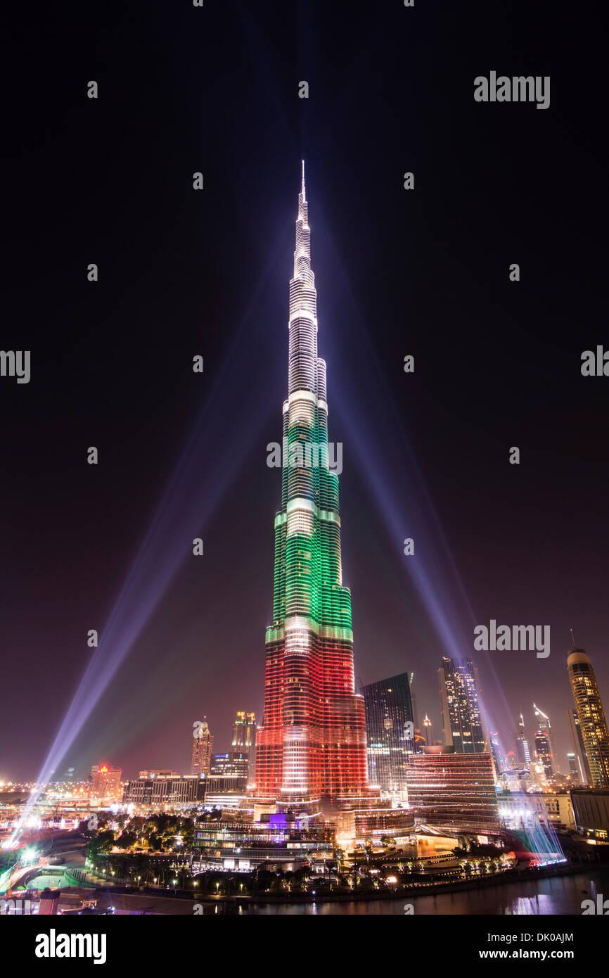 Nachricht Mädchen in Dubai