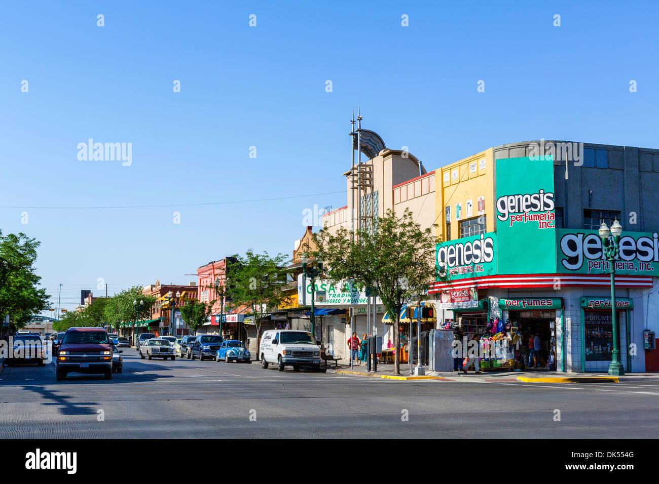 alte Bilder von El Paso Texas