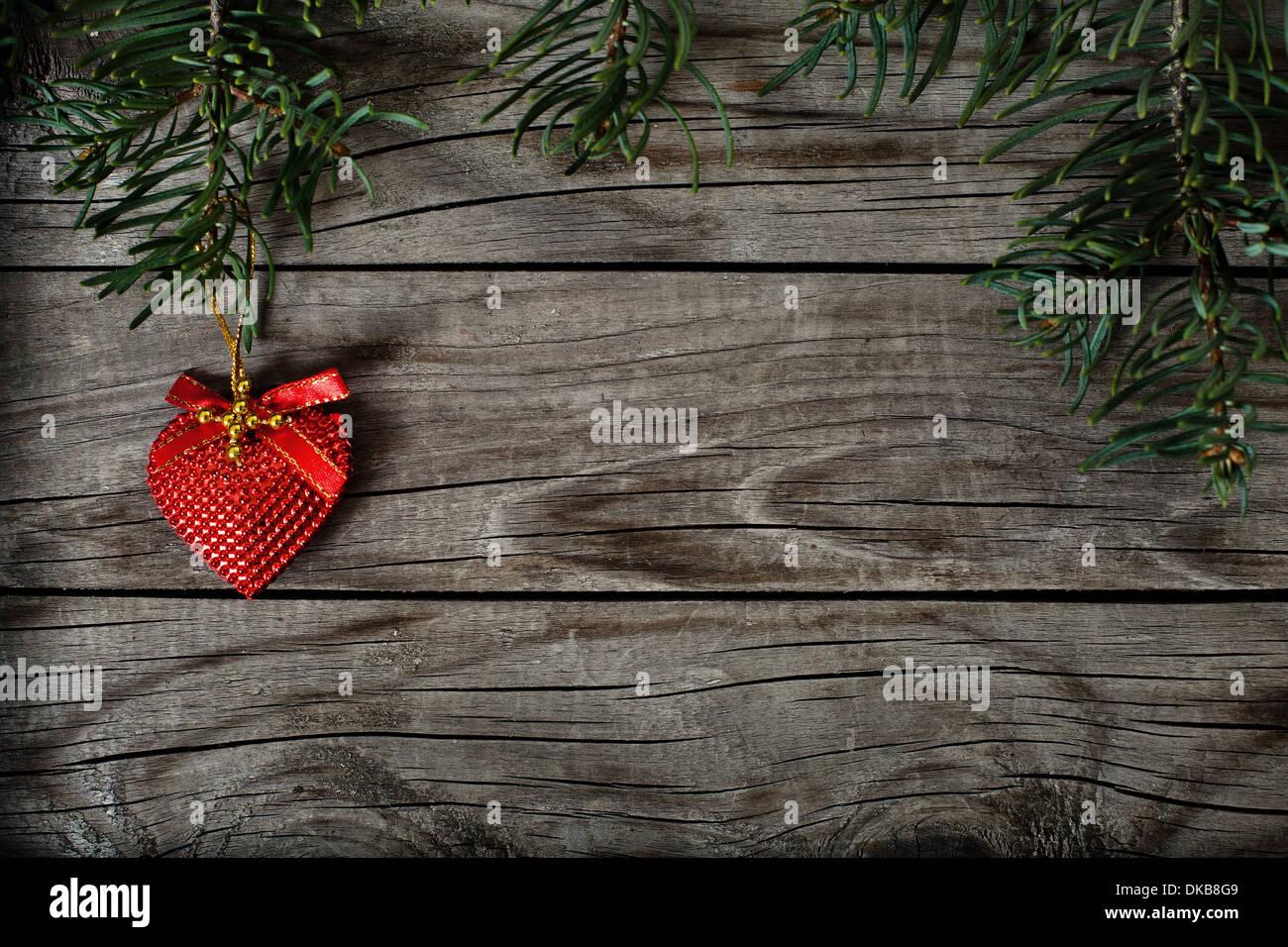 Weihnachts-Dekoration Stockbild