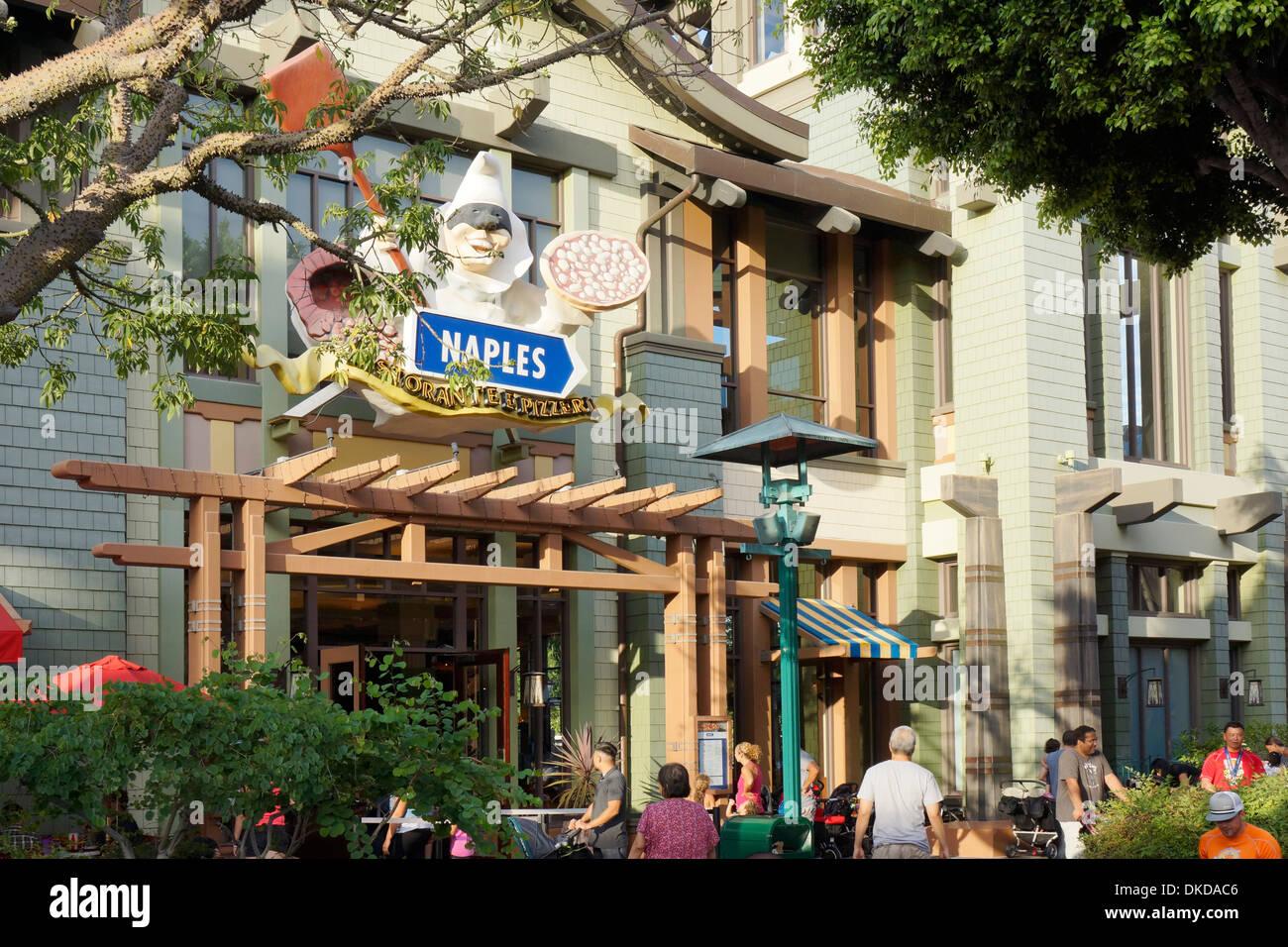 Naples Restaurant Downtown Disney Anaheim