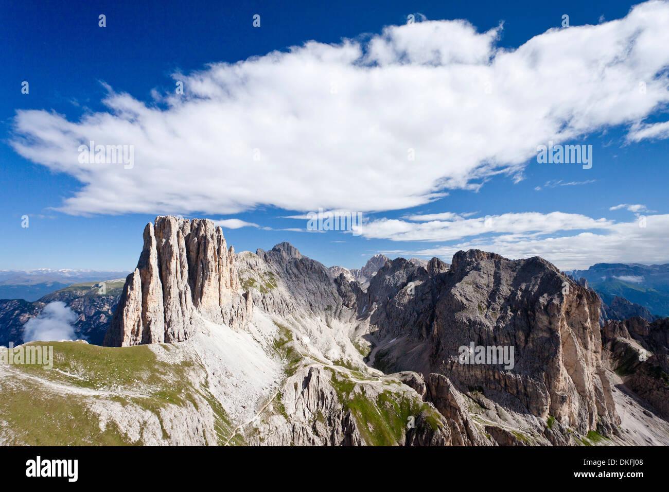 Klettersteig Croda Dei Toni : Zeigen sie beim aufstieg croda rossa oder sextener rotwand im