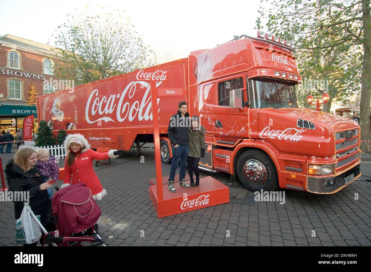 Coca Cola Christmas Stockfotos Coca Cola Christmas Bilder Alamy