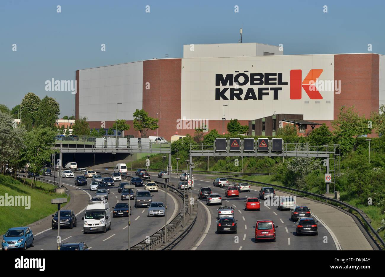 Eye Catching Möbelhäuser In Berlin Ideas Of Stadtautobahn A 100, Kraft, , Sachsendamm, Schöneberg,
