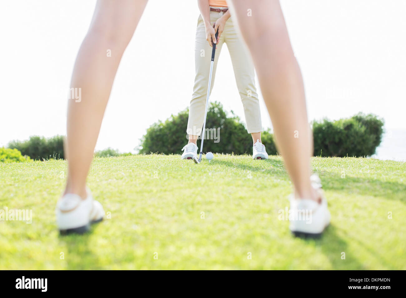 Putting On The Green Stockfotos & Putting On The Green Bilder - Alamy