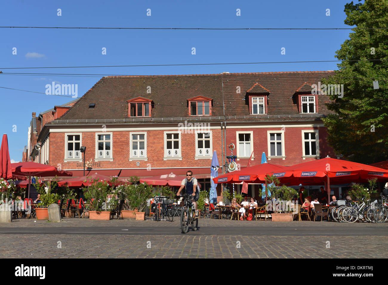 Cafe Heider Hollaendisches Viertel Friedrich Ebert Straße Potsdam