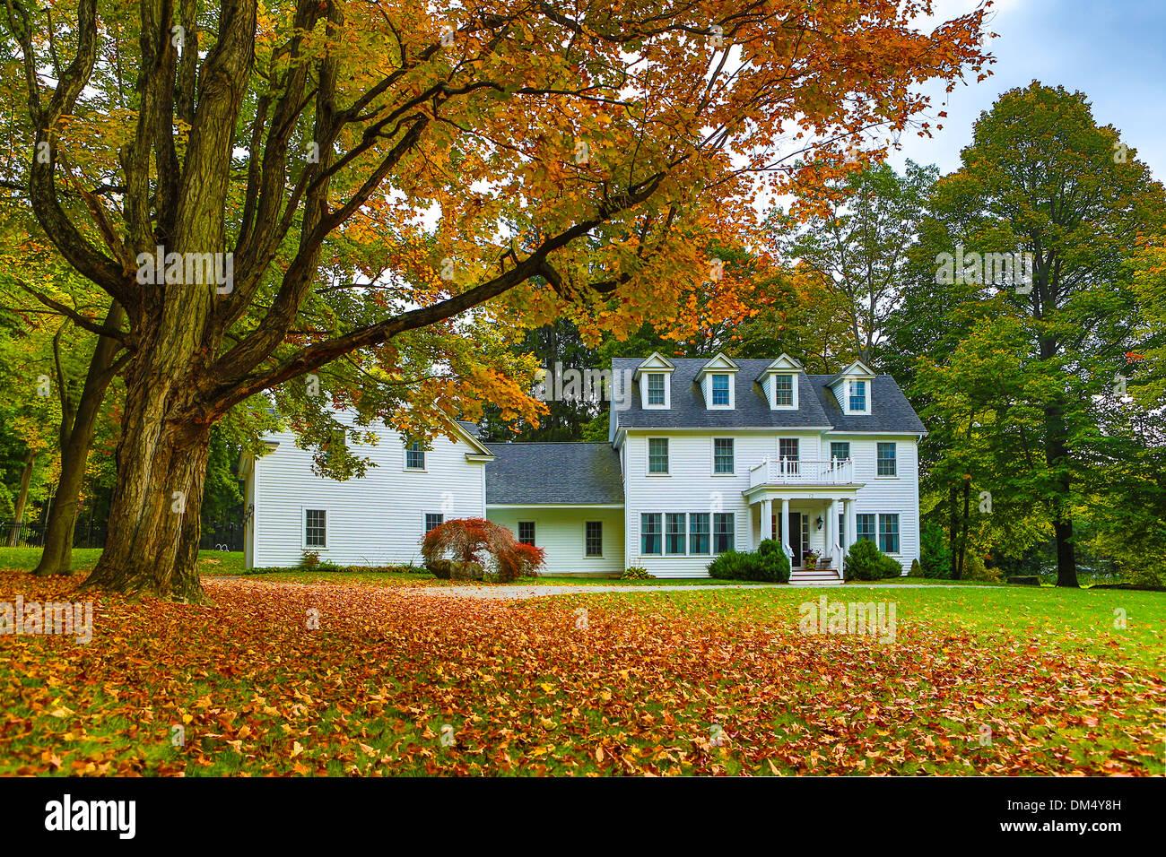 Berckshire Lenox Massachusetts Usa Usa Amerika Architektur Teppich