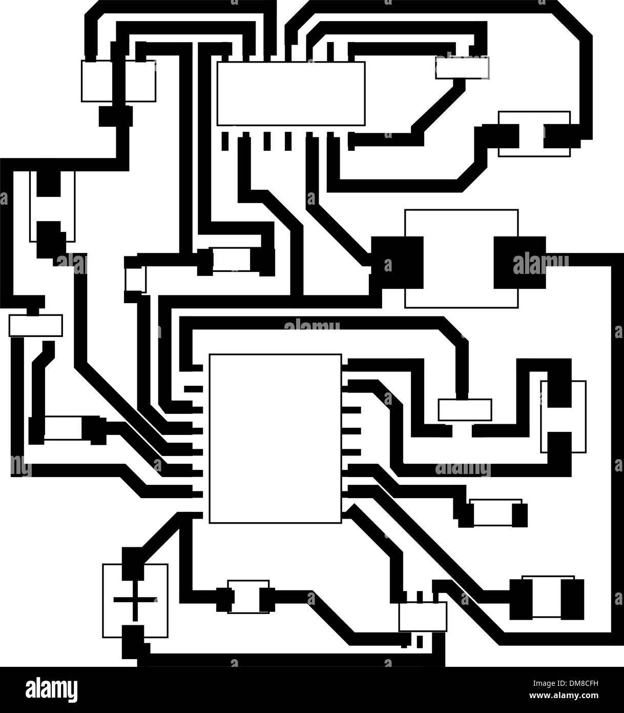 Erfreut Elektrisches Layout Beispiel Fotos - Schaltplan Serie ...